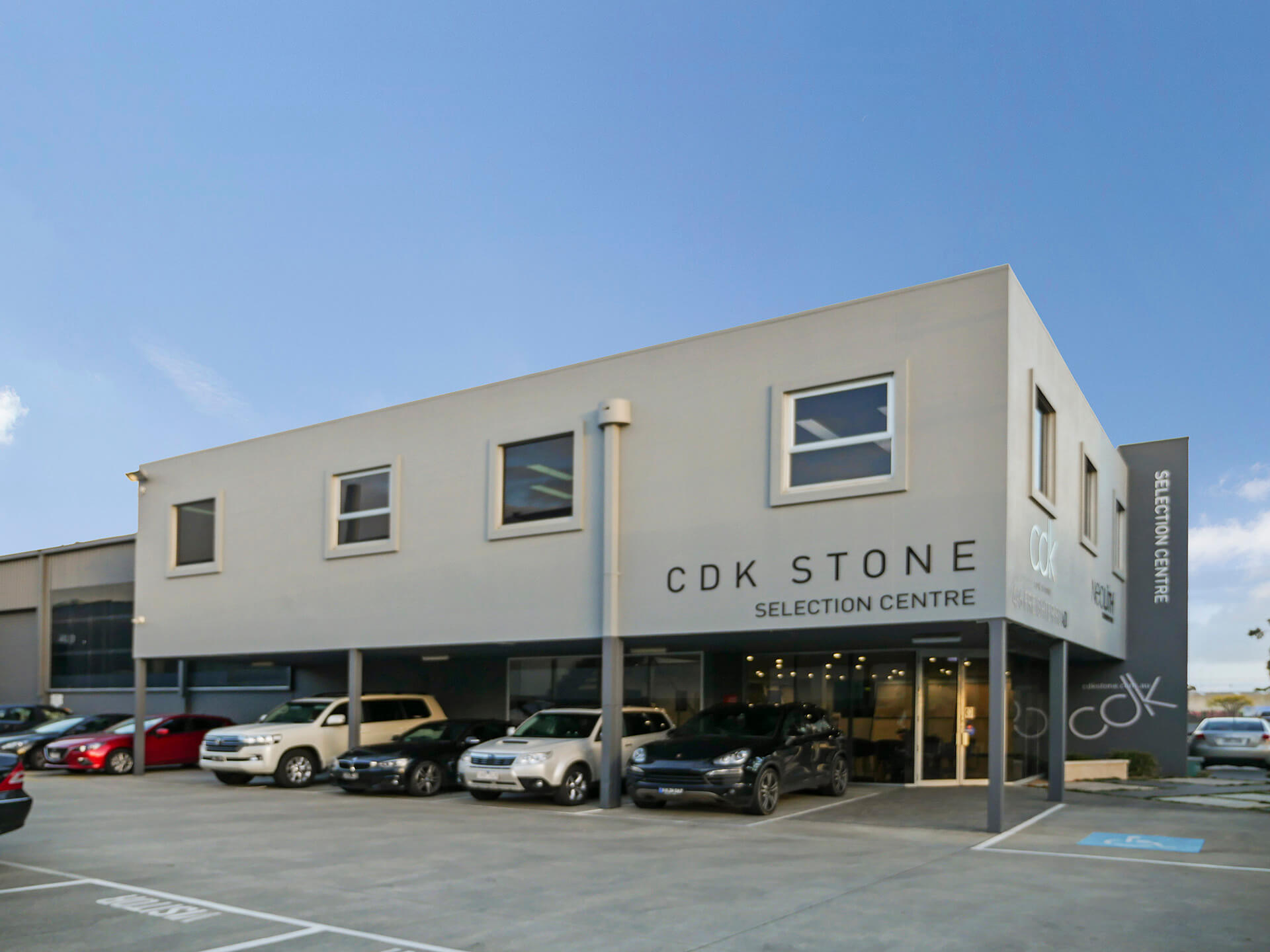 CDK Stone commercial painting job_cleaned